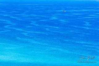 Cruising the blue