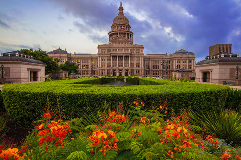 capstone, texas state capitol, building, downtown austin, govenor, legislature, dome, landscape, rotunda, historic