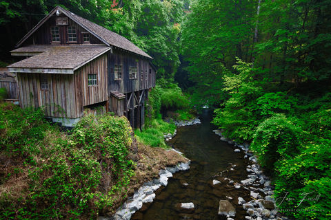 cedar creek grist mill, washington, water, river, wind, flow, wheel