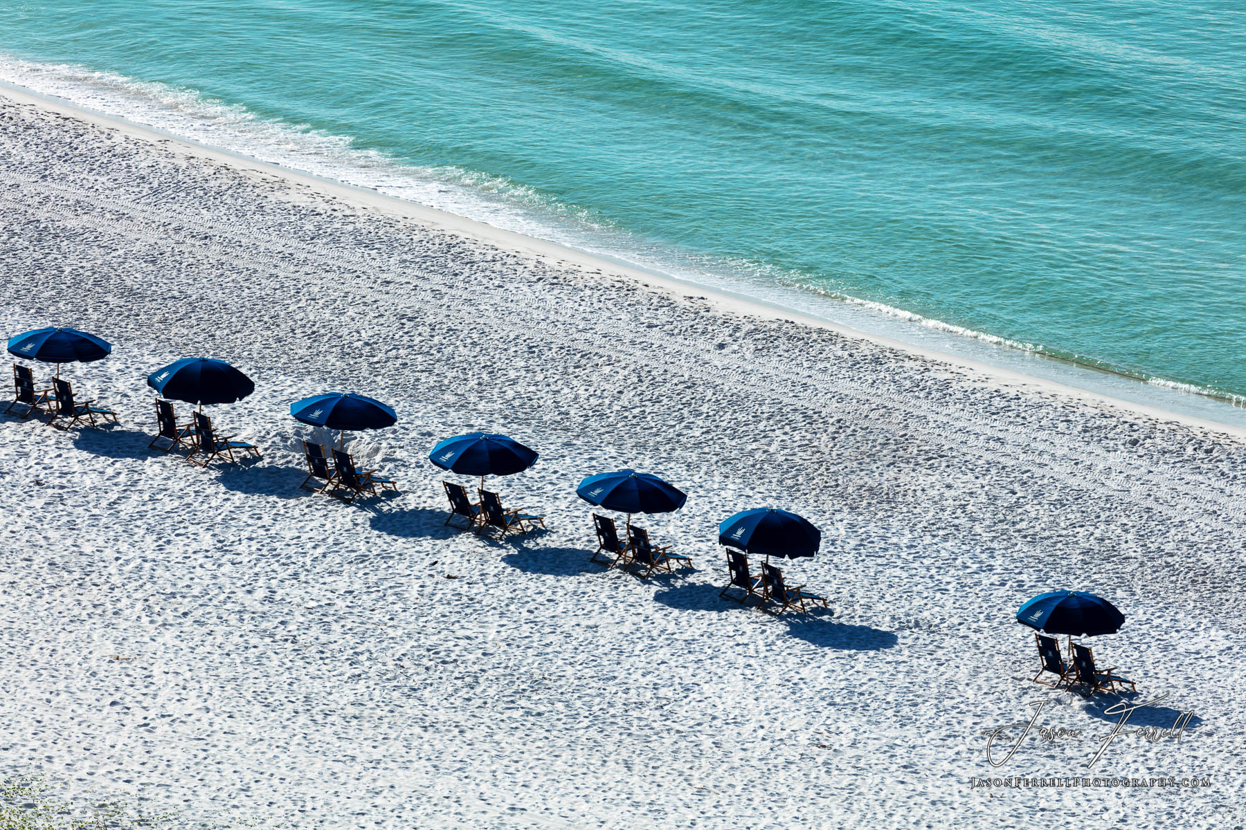 summer, beach, water, ocean, blue, green, white, people, tanning, umbrellas, photo